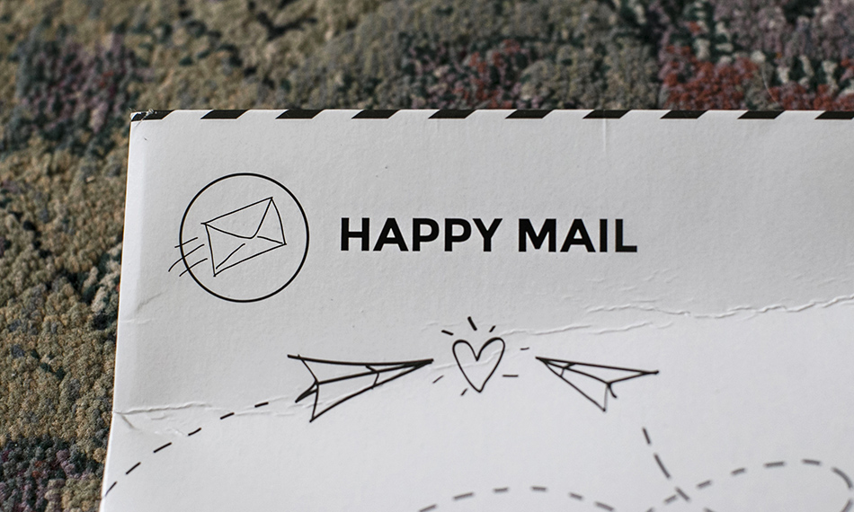 A Beautiful Mess - Happy Mail Subscription Review