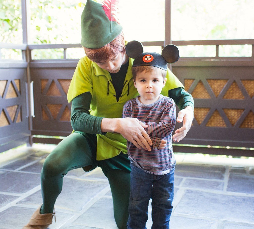Peter Pan Walt Disney World