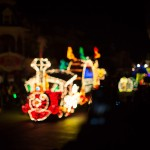 Jensey Loves the Main Street Electrical Light Parade