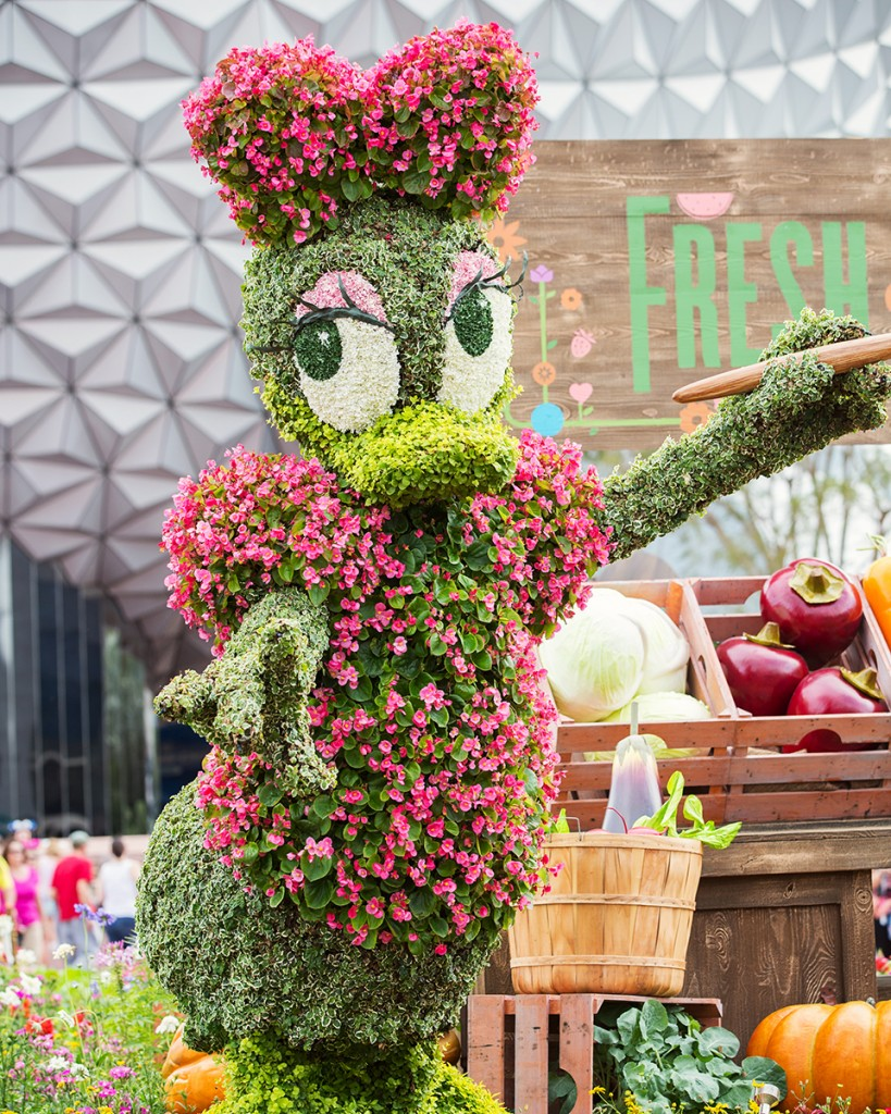 Epcot Flower and Garden Festival 2016 003