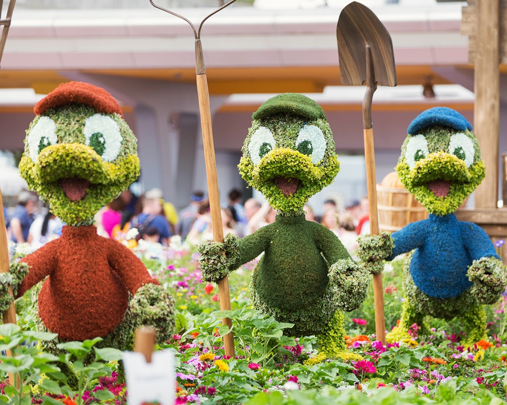Epcot Flower and Garden Festival 2016 004