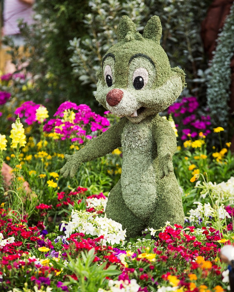 Epcot Flower and Garden Festival 2016 007