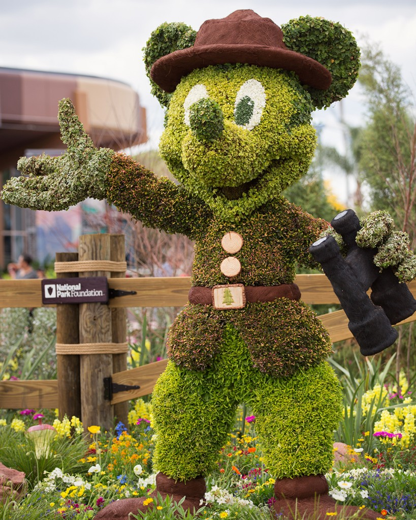 Epcot Flower and Garden Festival 2016 008