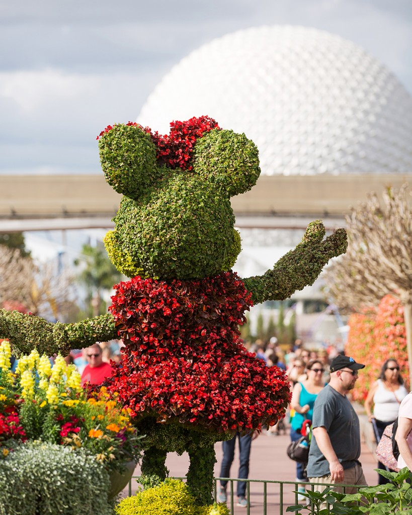 Epcot Flower and Garden Festival 2016 012