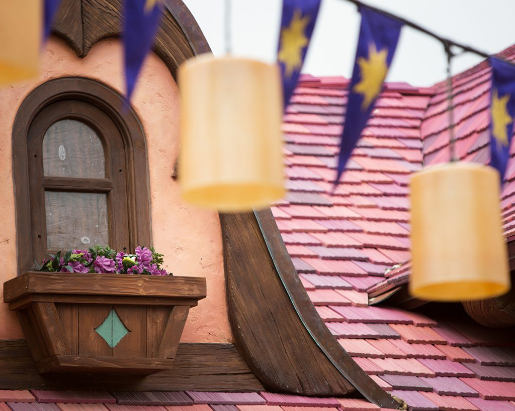 Tangled Toilets Magic Kingdom Find Hidden Pascal Fantasyland 001